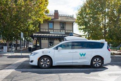 waymo lyft self driving car strike