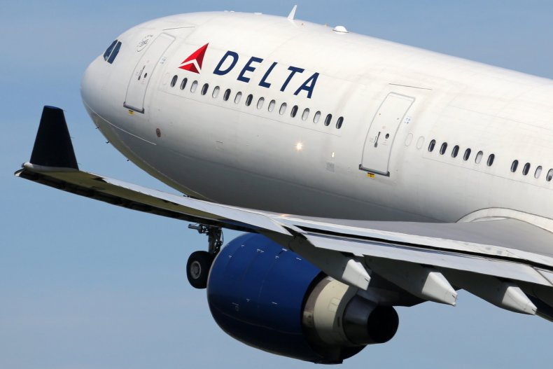 17 Delta Airlines
