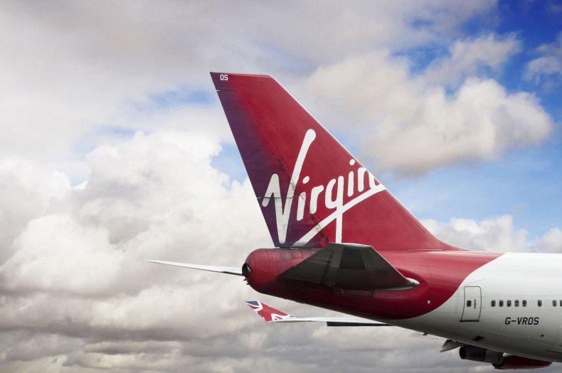 15 Virgin Atlantic