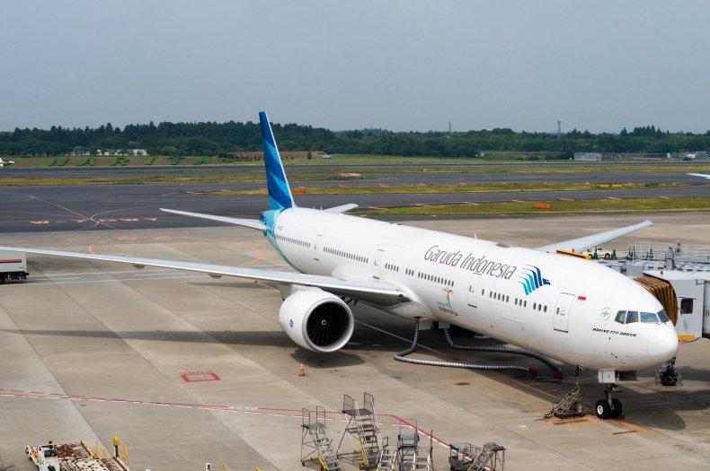 14 Garuda Indonesia