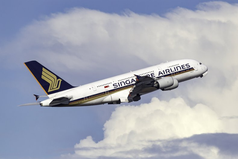 13 Singapore Airlines