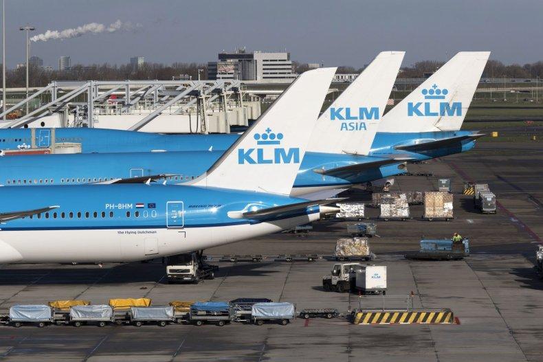 12 KLM Royal Dutch Airlines