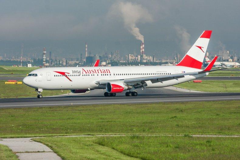 9 Austrian Airlines
