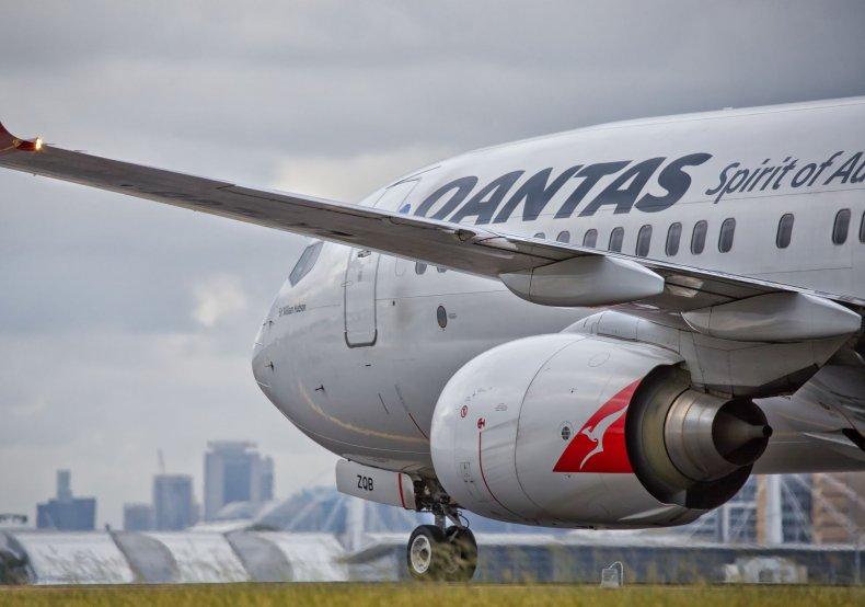 5 Qantas