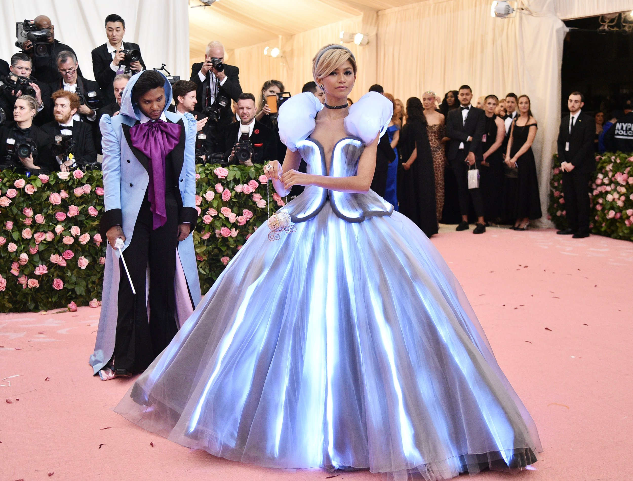 Zendaya Accused of Stealing Her Met Gala Look?