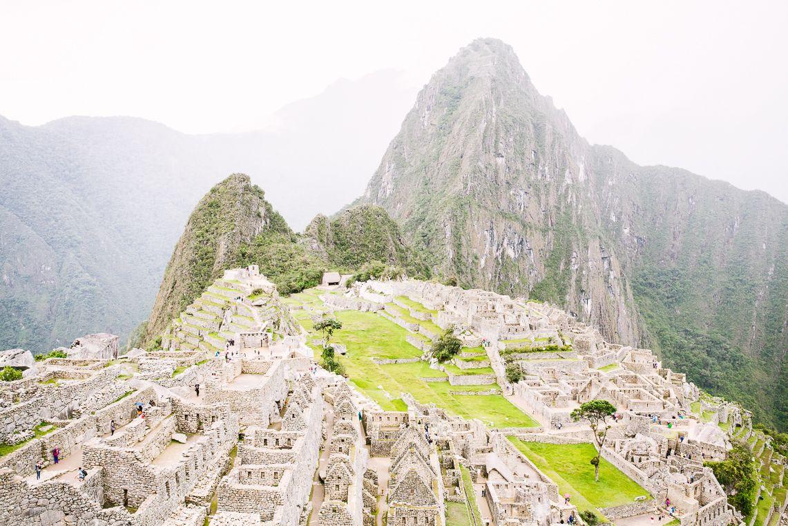Peru Machu Picchu Naya Traveler