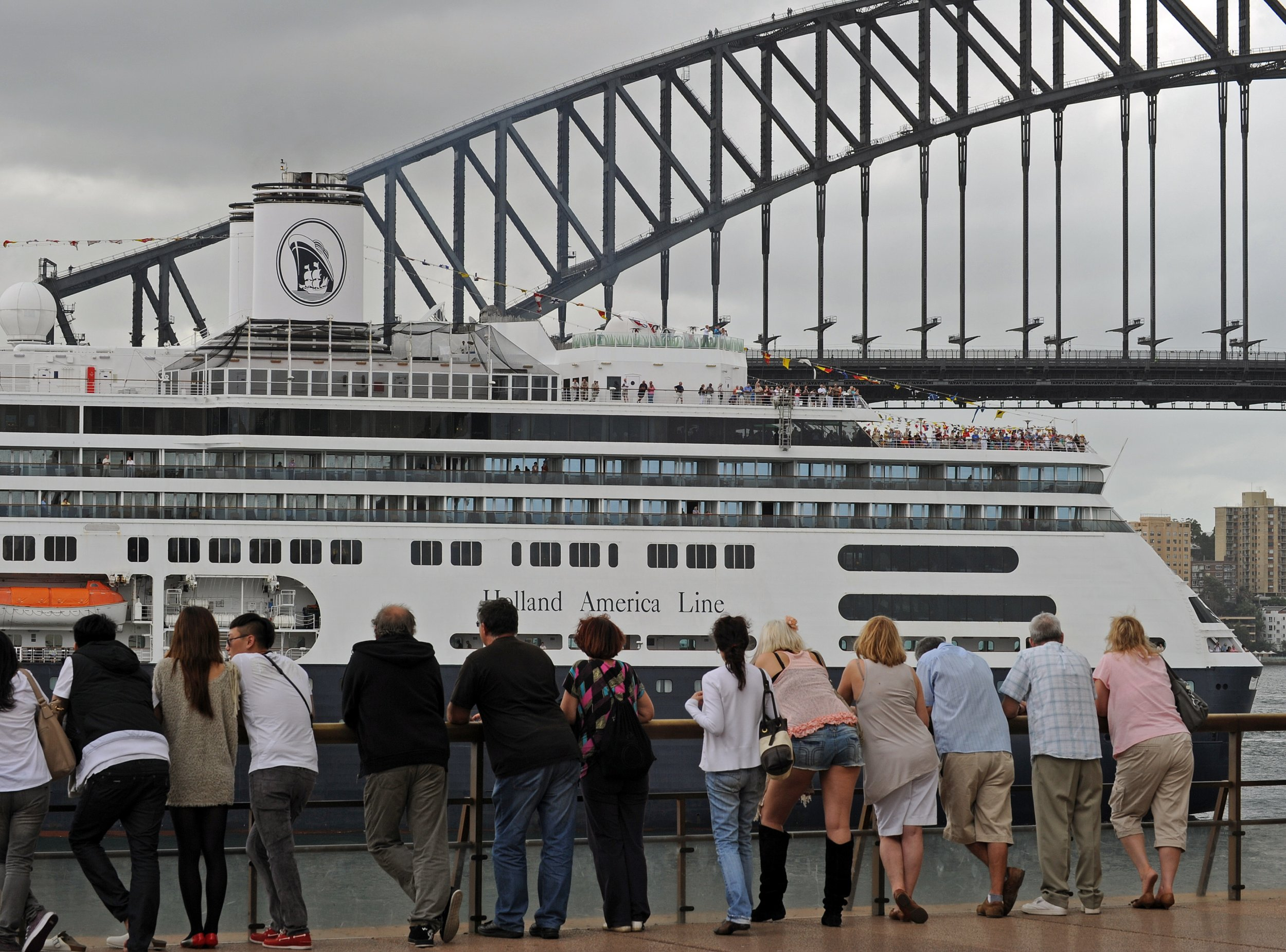 cruise ship florida amsterdam woman overboard