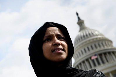 Ilhan Omar Fox News death threats