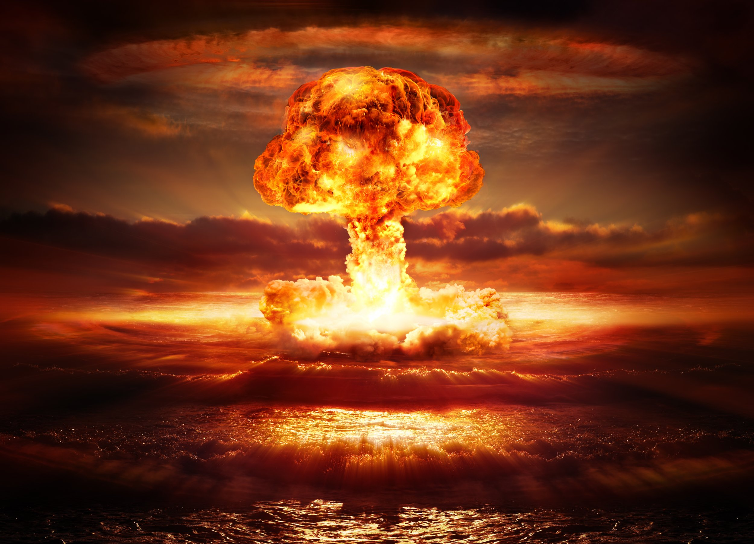 nuclear bomb stock