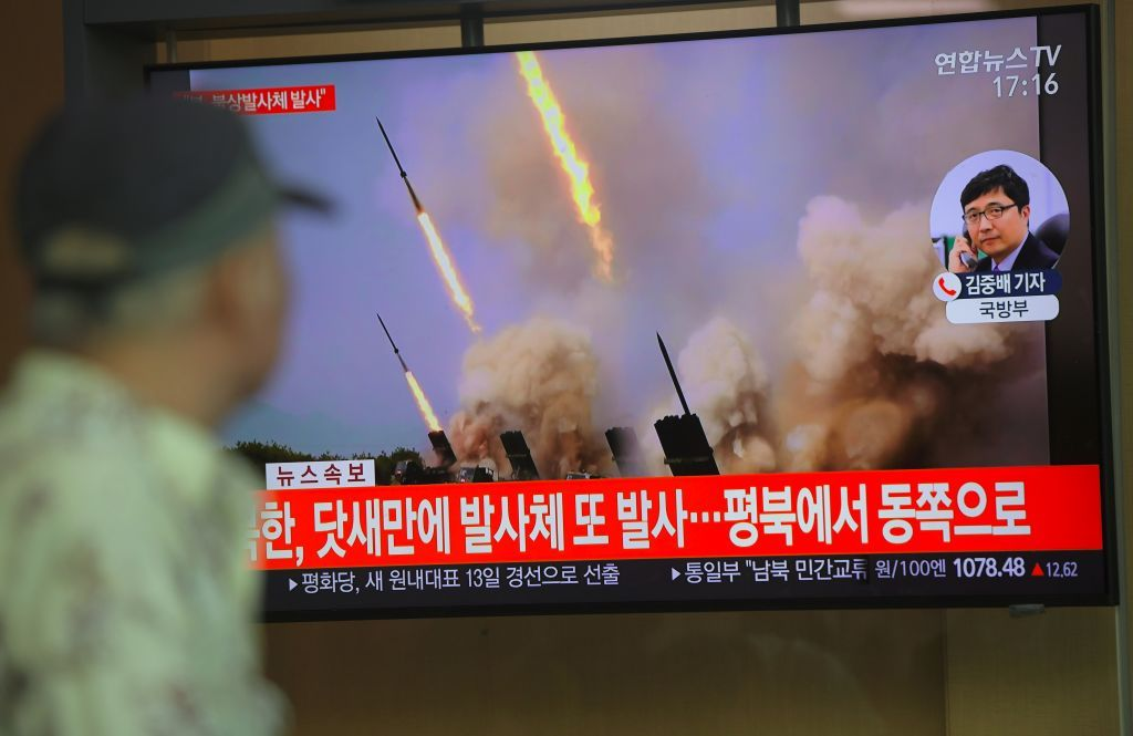 North Korea missile test violated United Nations  resolutions, says Japan