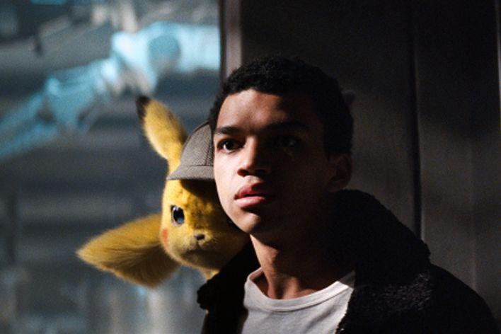 detective pikachu tim goodman pokemon movie