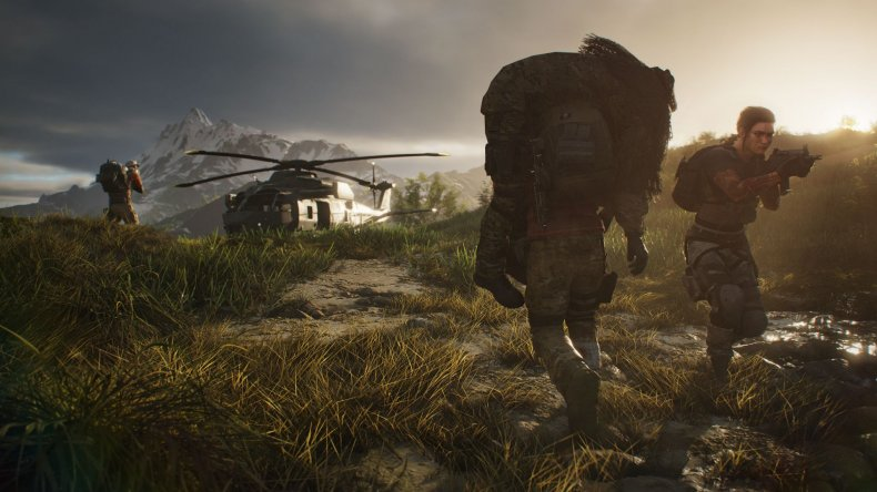 Ghost Recon Breakpoint Hands On How Does Wildlands Sequel Hold Up