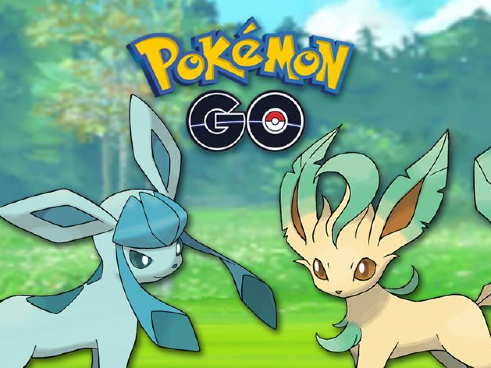 Pokémon Go' Leafeon and Glaceon Name Trick: How to Guarantee Each
