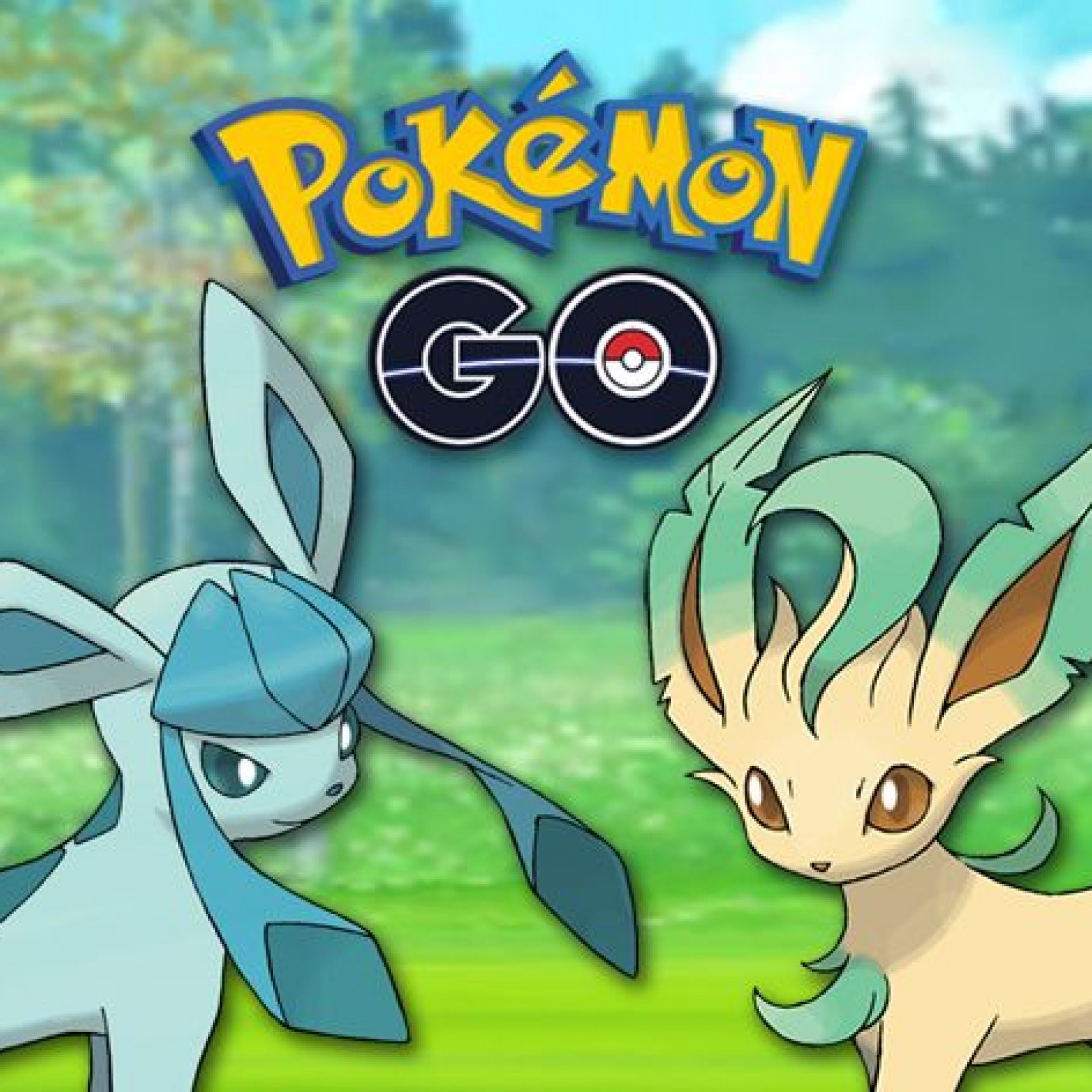 Pokémon Go Leafeon And Glaceon Name Trick How To Guarantee Each Eeveelution