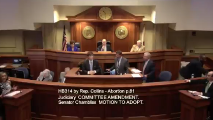alabama senate chaos abortion