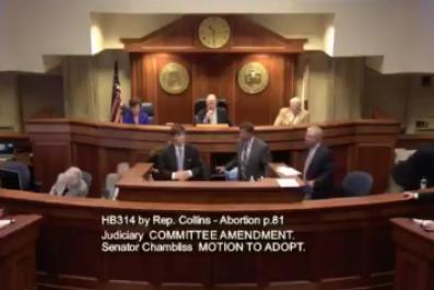 alabama senate chaos abortion