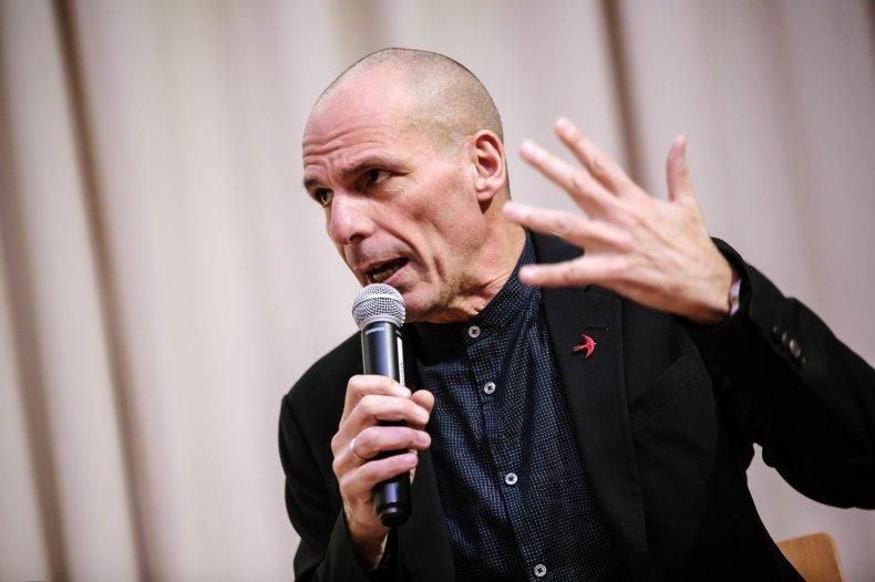 Yanis Varoufakis Green New Deal for Europe