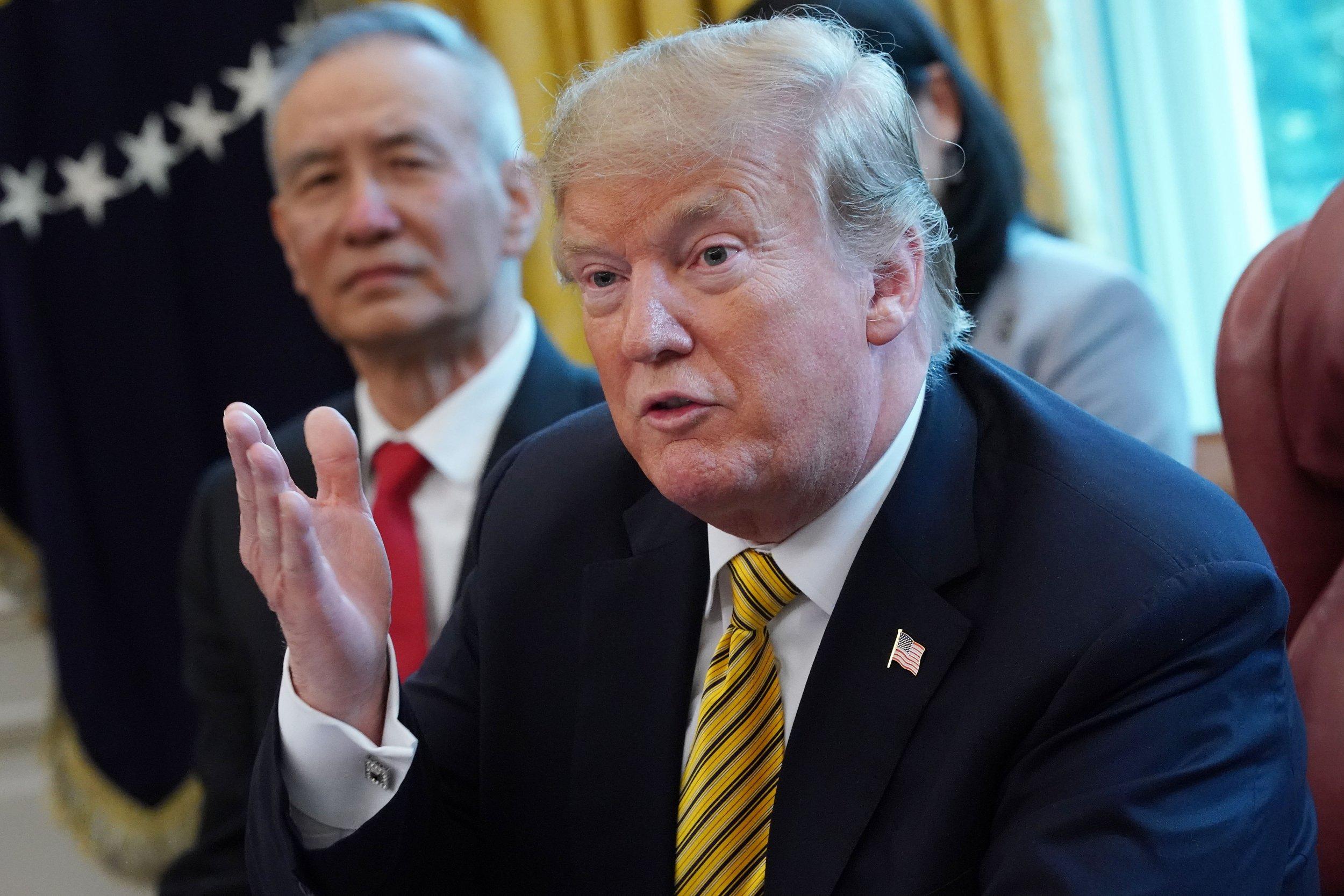 Donald Trump China Trade War