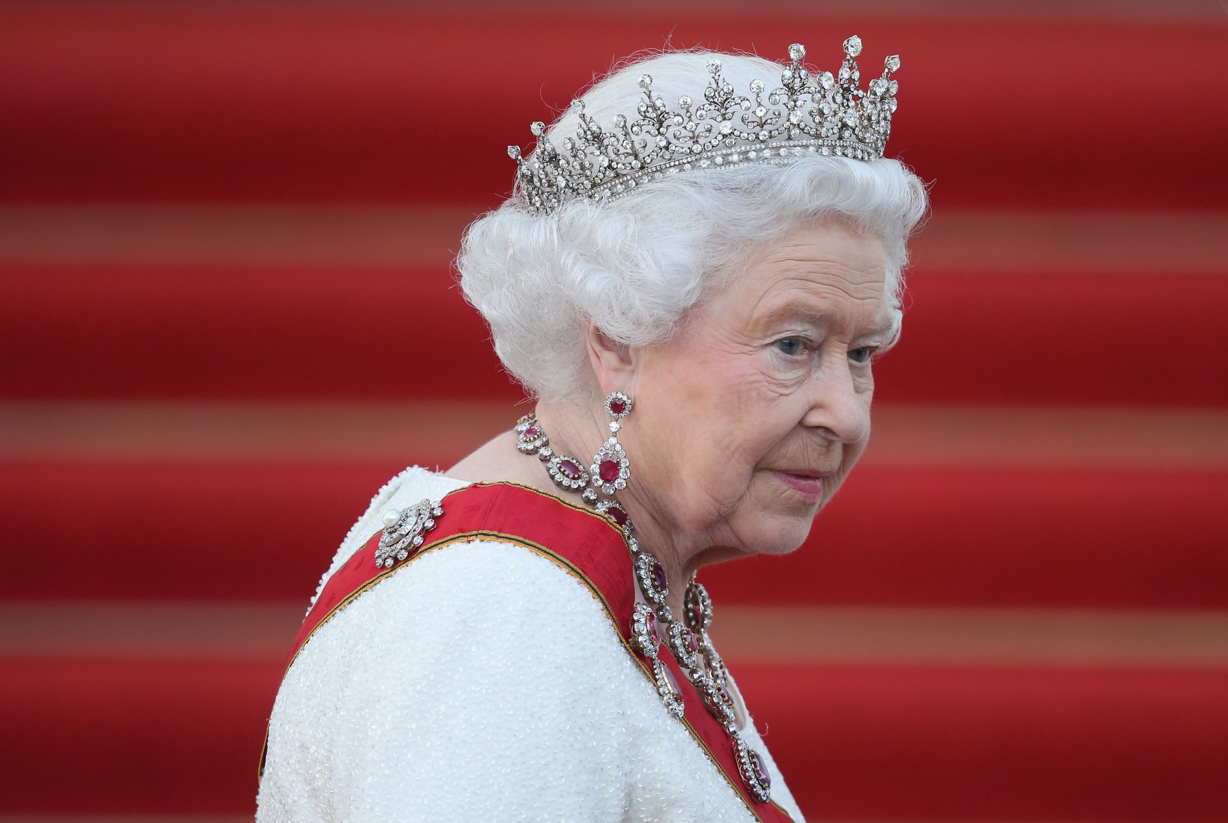 Queen Elizabeth, Australia
