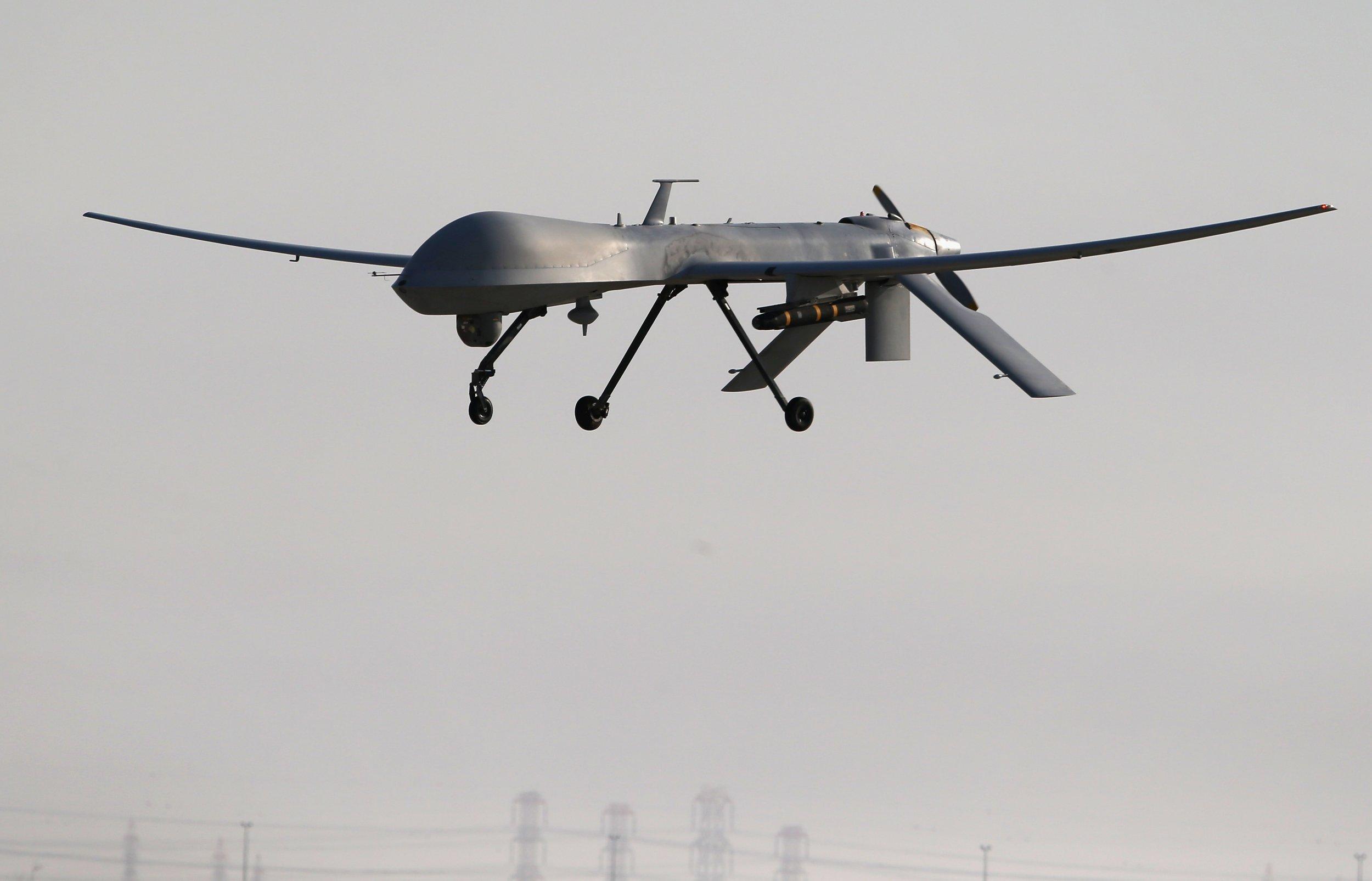 Hellfire drone secret missile ninja bomb