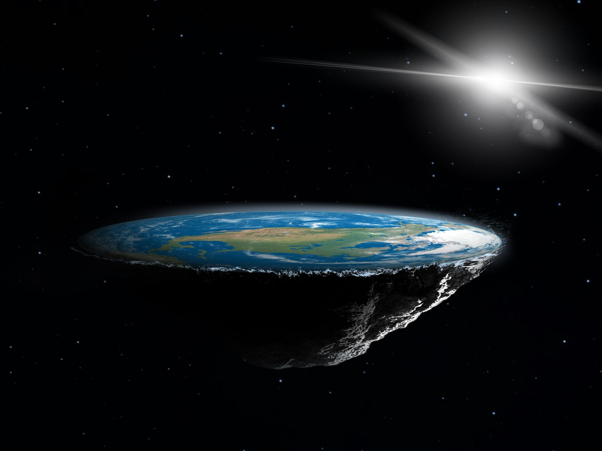 Flat Earthers, and the Rise of Science Denial in America | Opinion