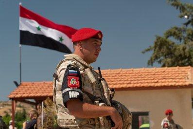 Russian soldiers Syria patriotic movies war