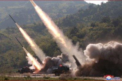 NorthKoreaRocketTest