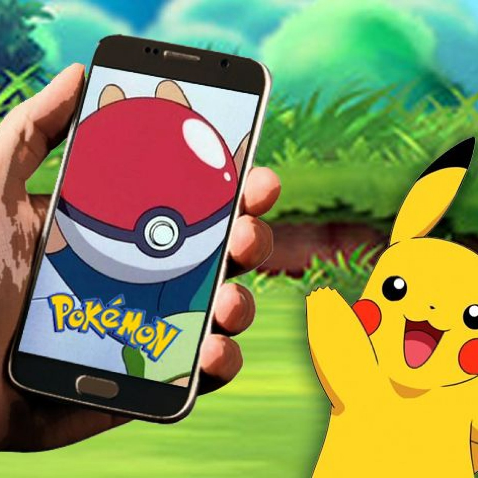 New Pokemon Mobile Game From Dena In The Works