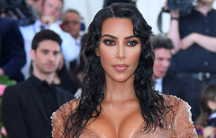 The Shocking Name Kim Kardashian Said She Might Give Baby No. 4