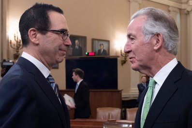 Richard Neal, Ways and Means subpoenas Treasury, Steven Mnuchin