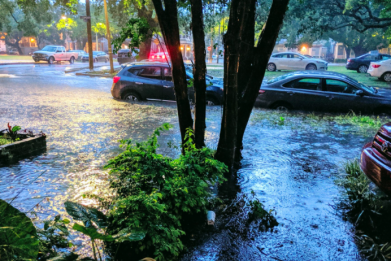 New Orleans Flooding May 12, 2019