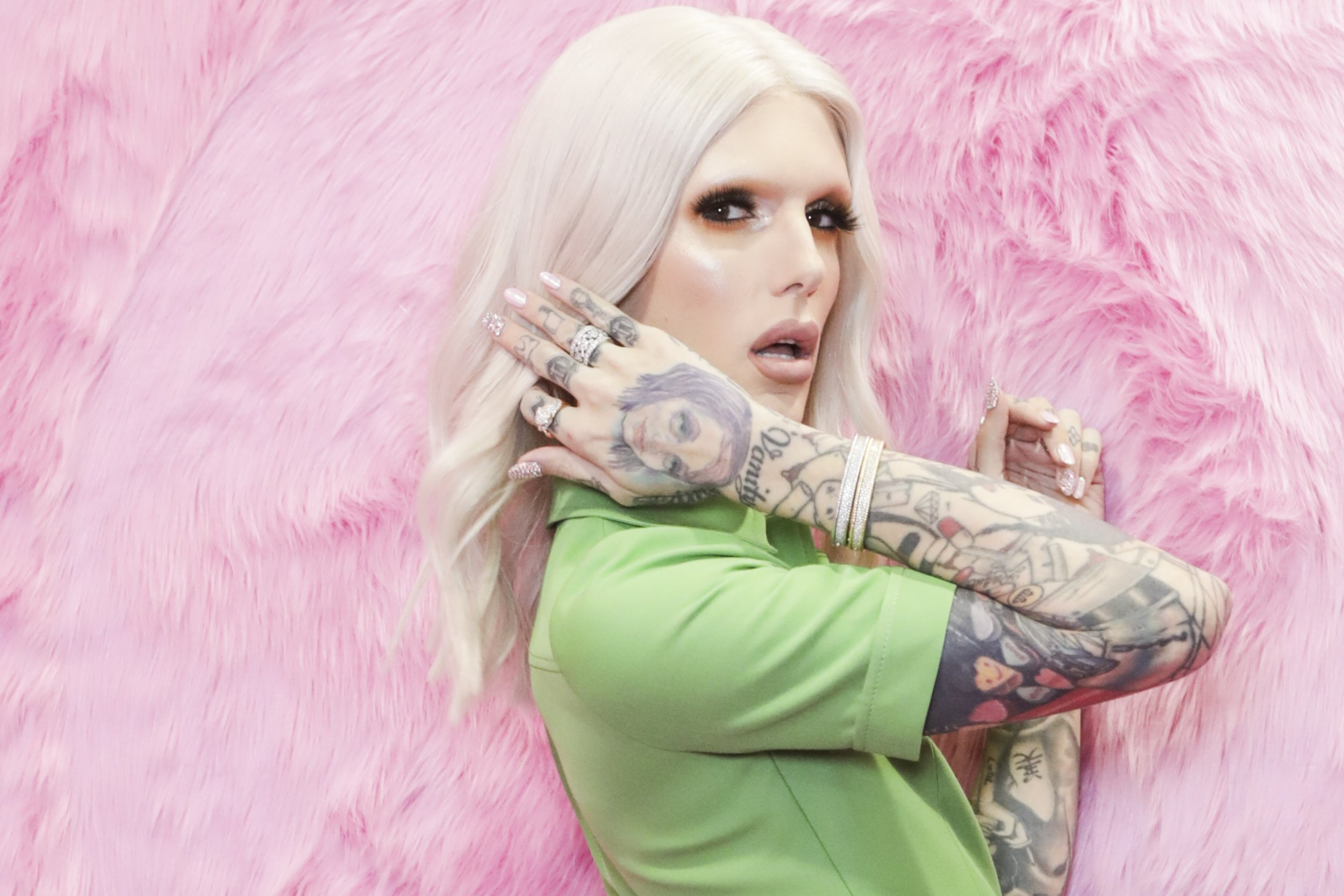 Jeffree Star Tells James Charles' Brother Ian Jeffrey to