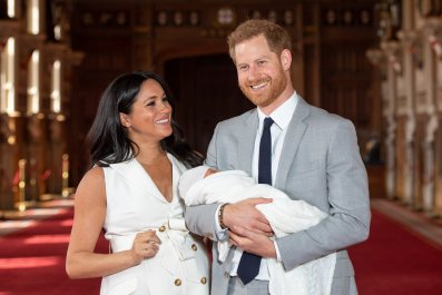 Baby Archie, Sussex