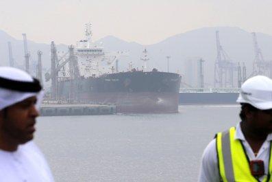 Fujairah UAE Saudi Arabia sabotage Iran