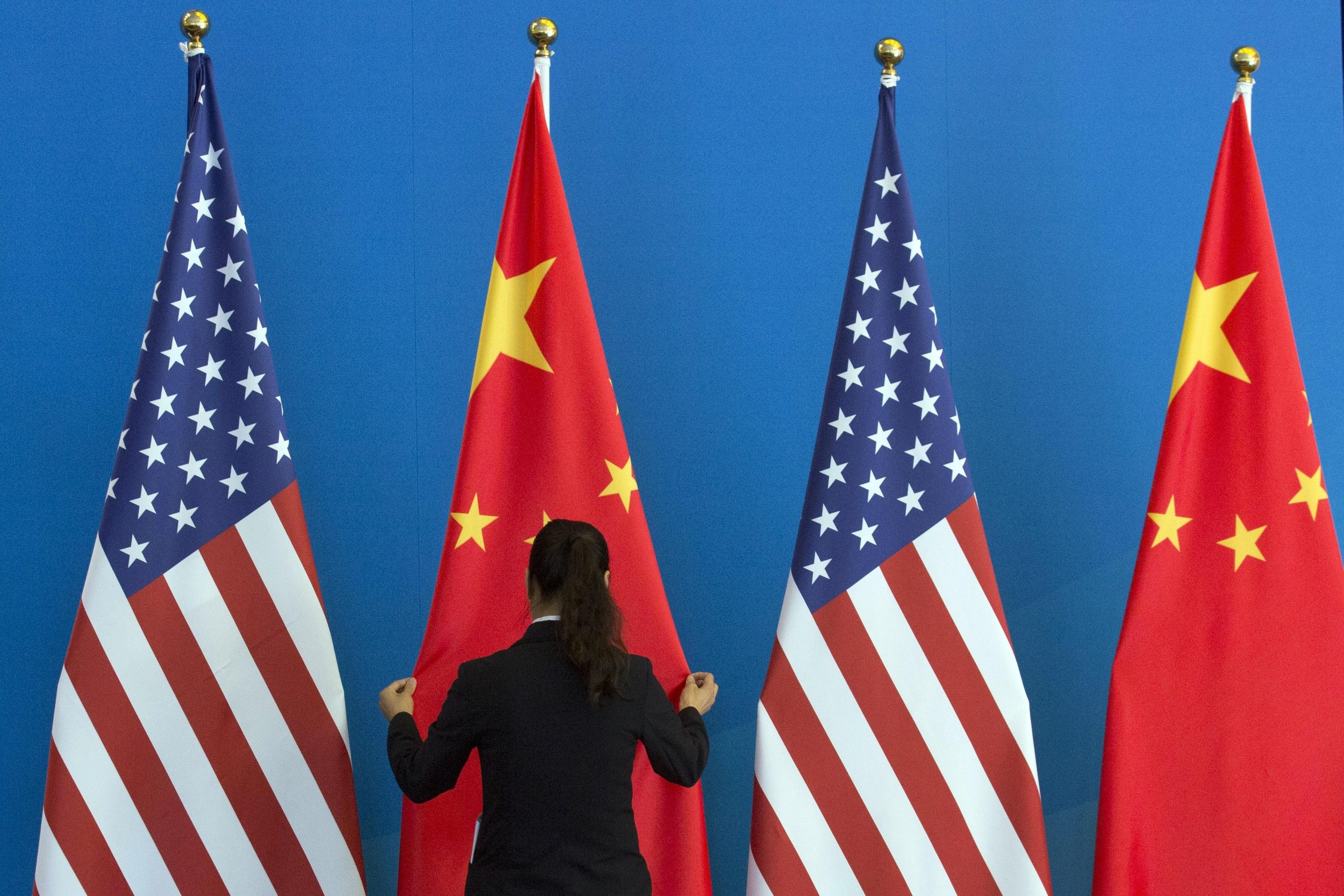 China America trade war tariffs kung fu deadly punch