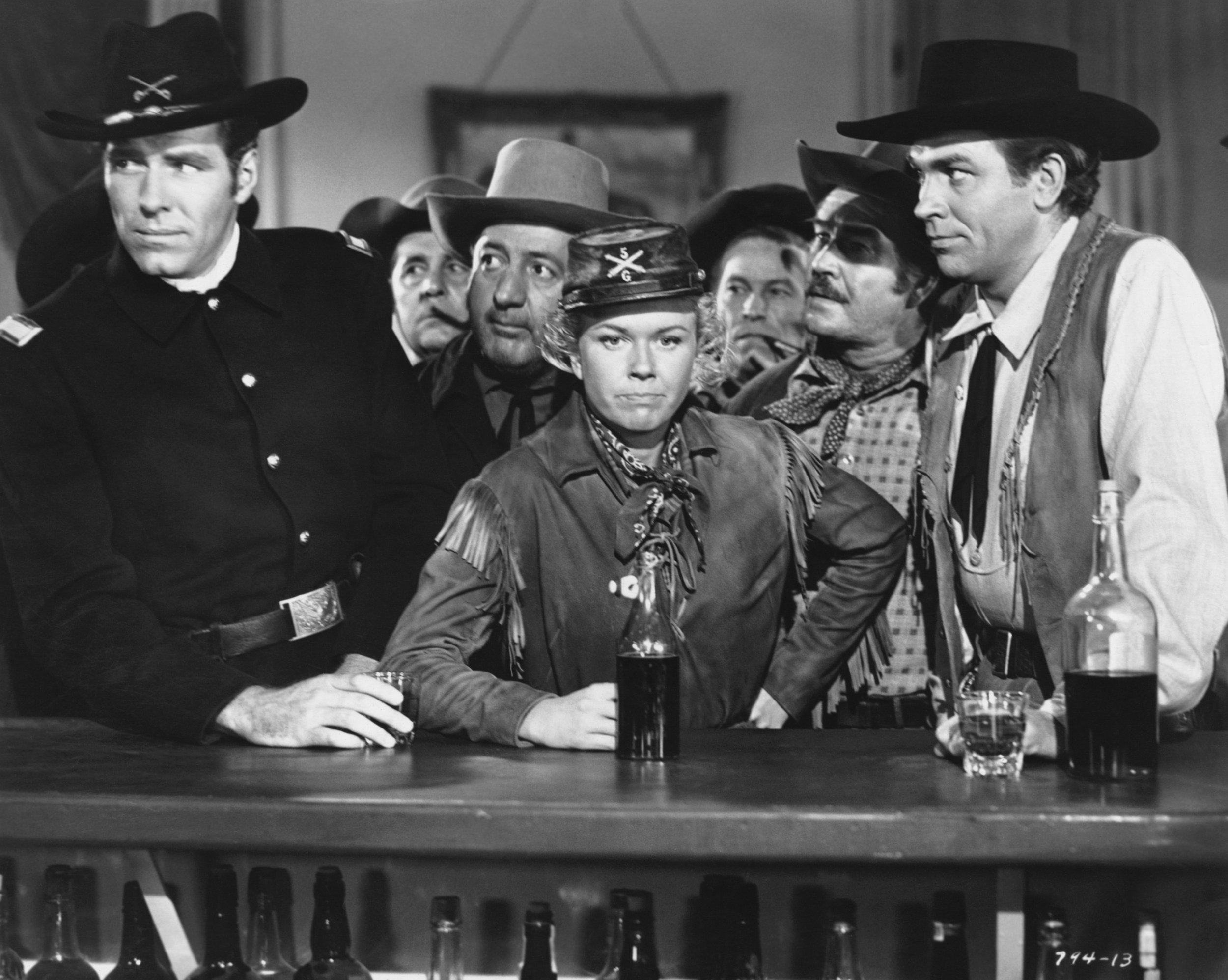 doris day calamity jane where to watch online