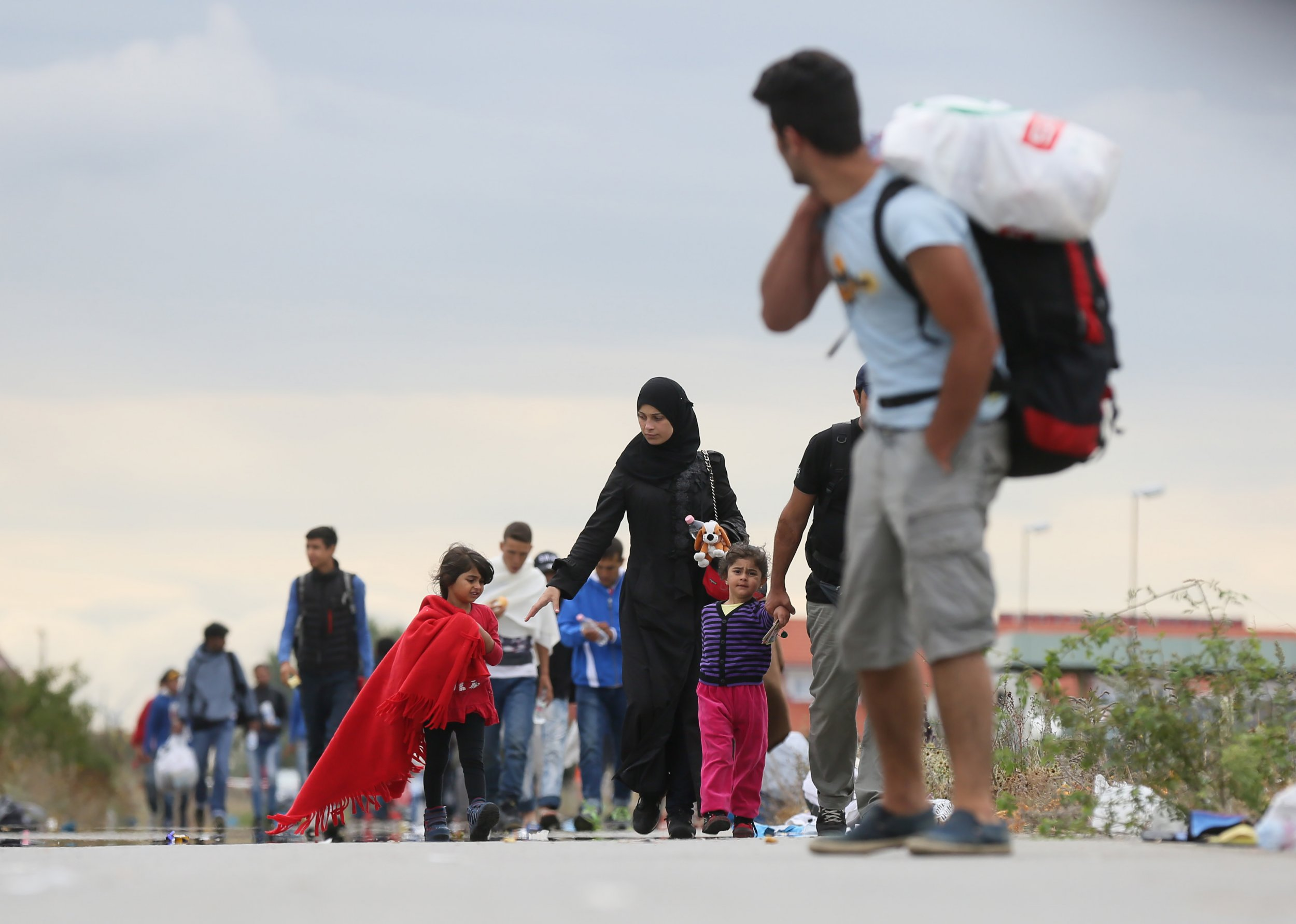 Austria migration ten commandments
