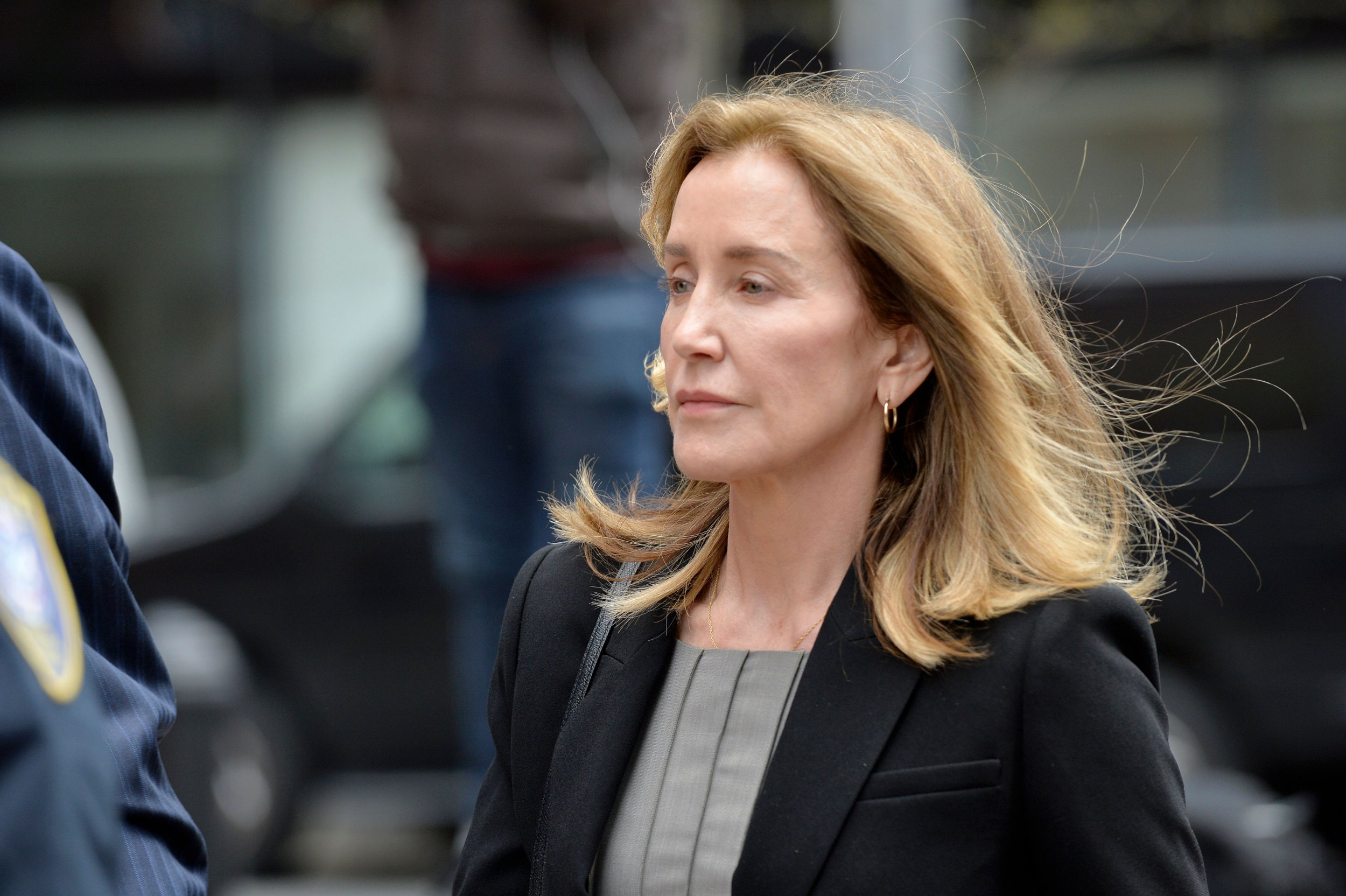 Felicity Huffman To Be Sentenced In September After Pleading Guilty
