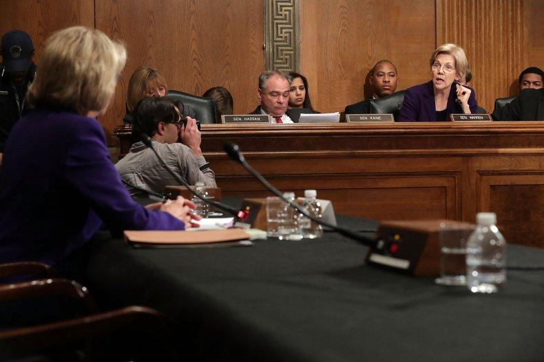 Elizabeth Warren Slams Betsy DeVos as 'Worst Secretary of Education,'