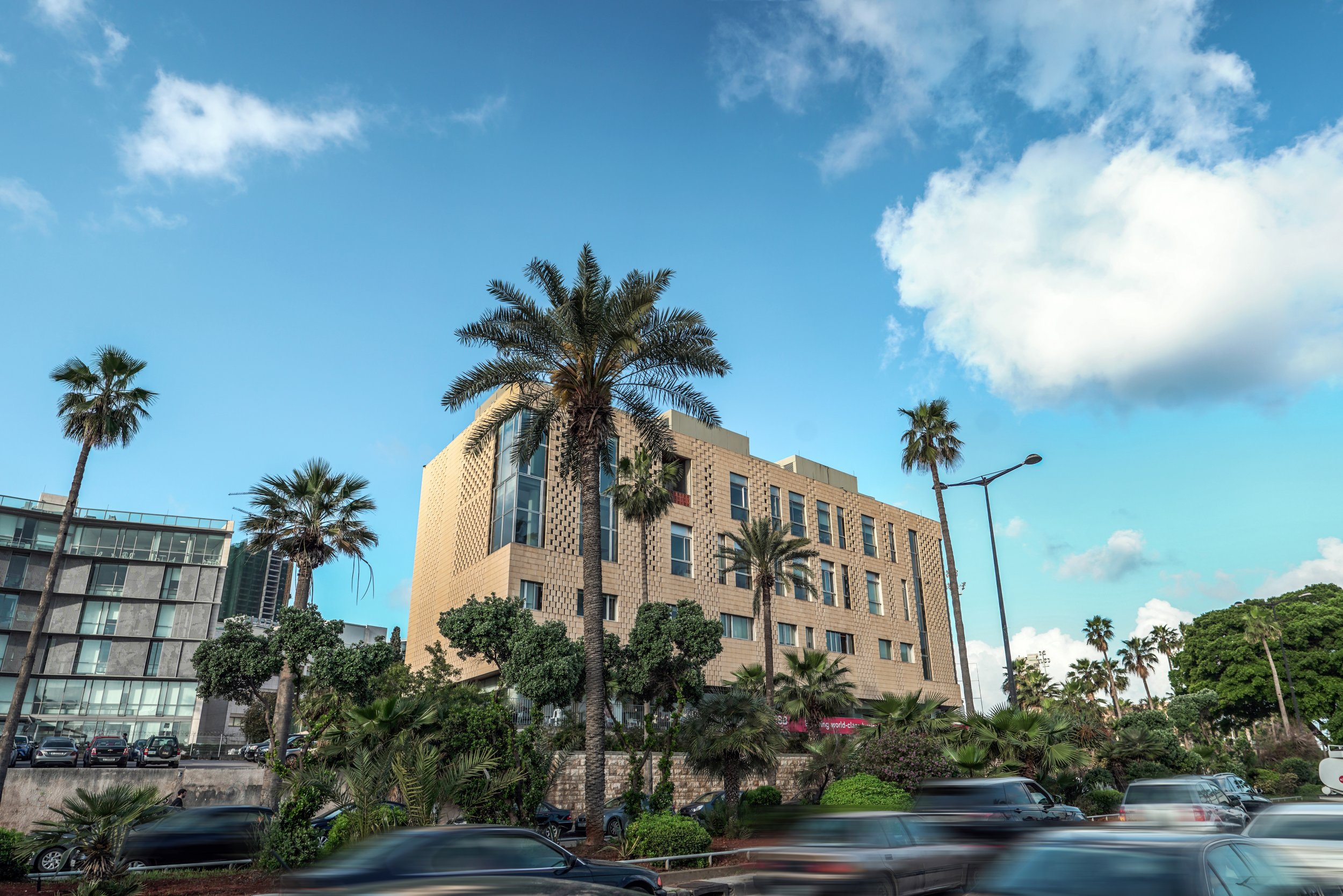 Suliman S. Olayan School of Business, American University of Beirut