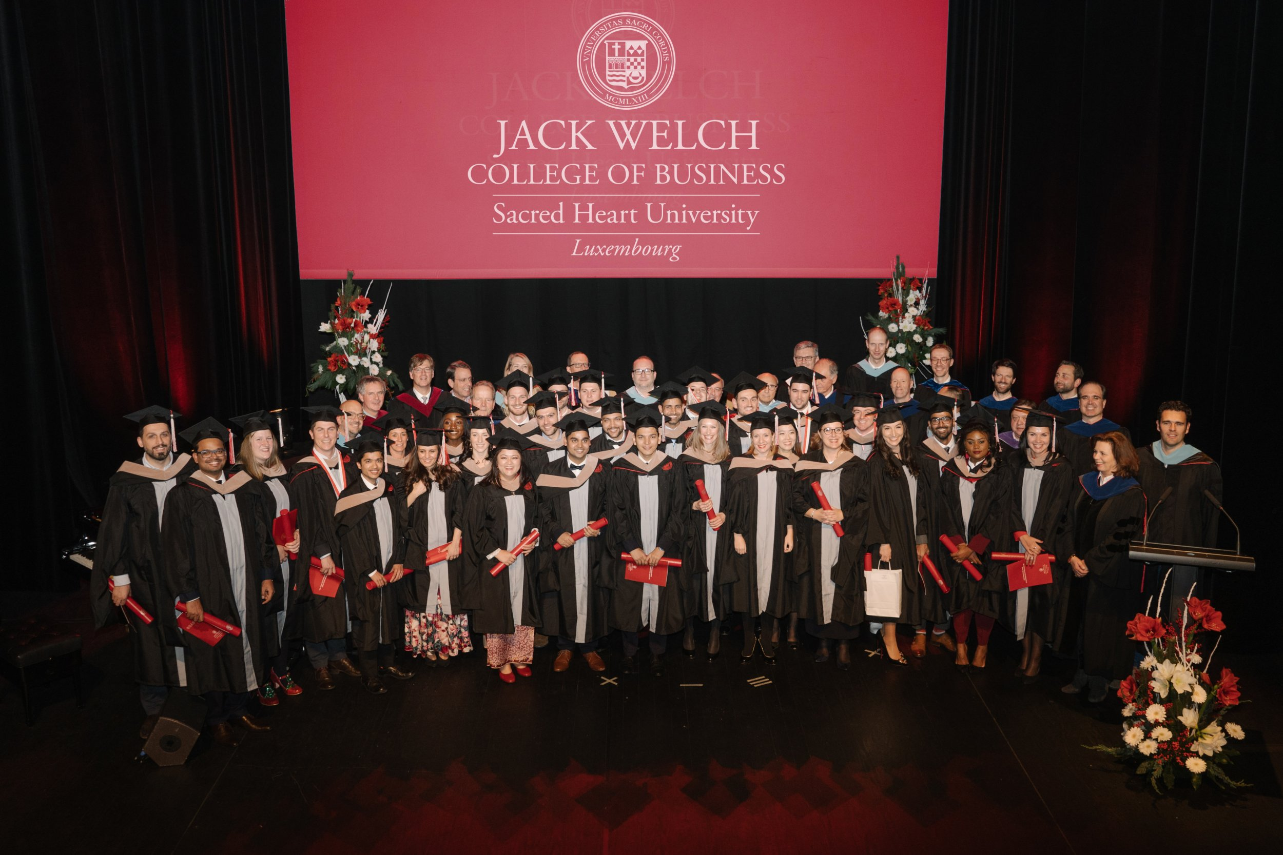 Jack Welch College of Business, Sacred Heart University Luxembourg