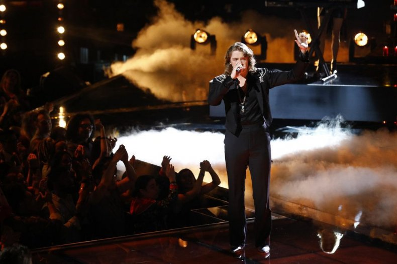The voice 2019 top 8 semi final performances predictions live blog season 16 episode 21 who won went home recap results eliminated tonight last night Carter Lloyd horne take me to church cozier iTunes
