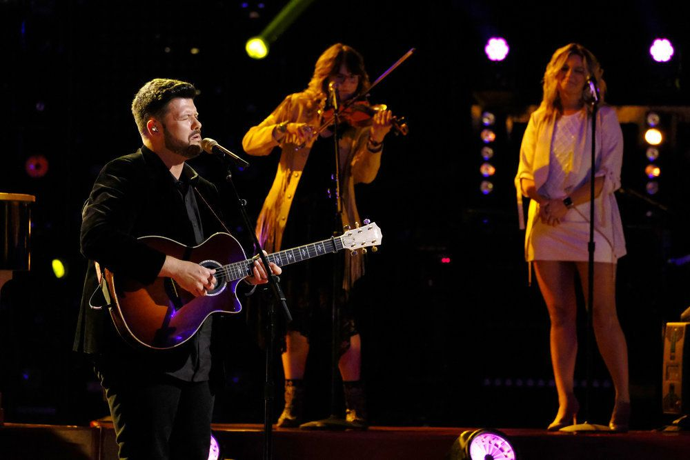 The voice 2019 top 8 semi final performances predictions live blog season 16 episode 21 who won went home recap results eliminated tonight last night iTunes rod stokes go rest high on that mountain