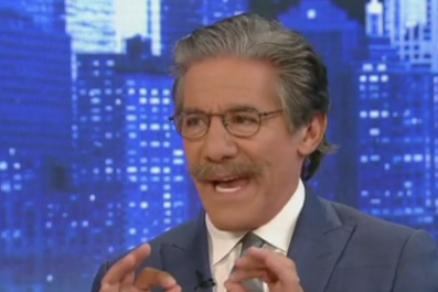Geraldo Rivera Vows to Quit 'Creepy' Facebook