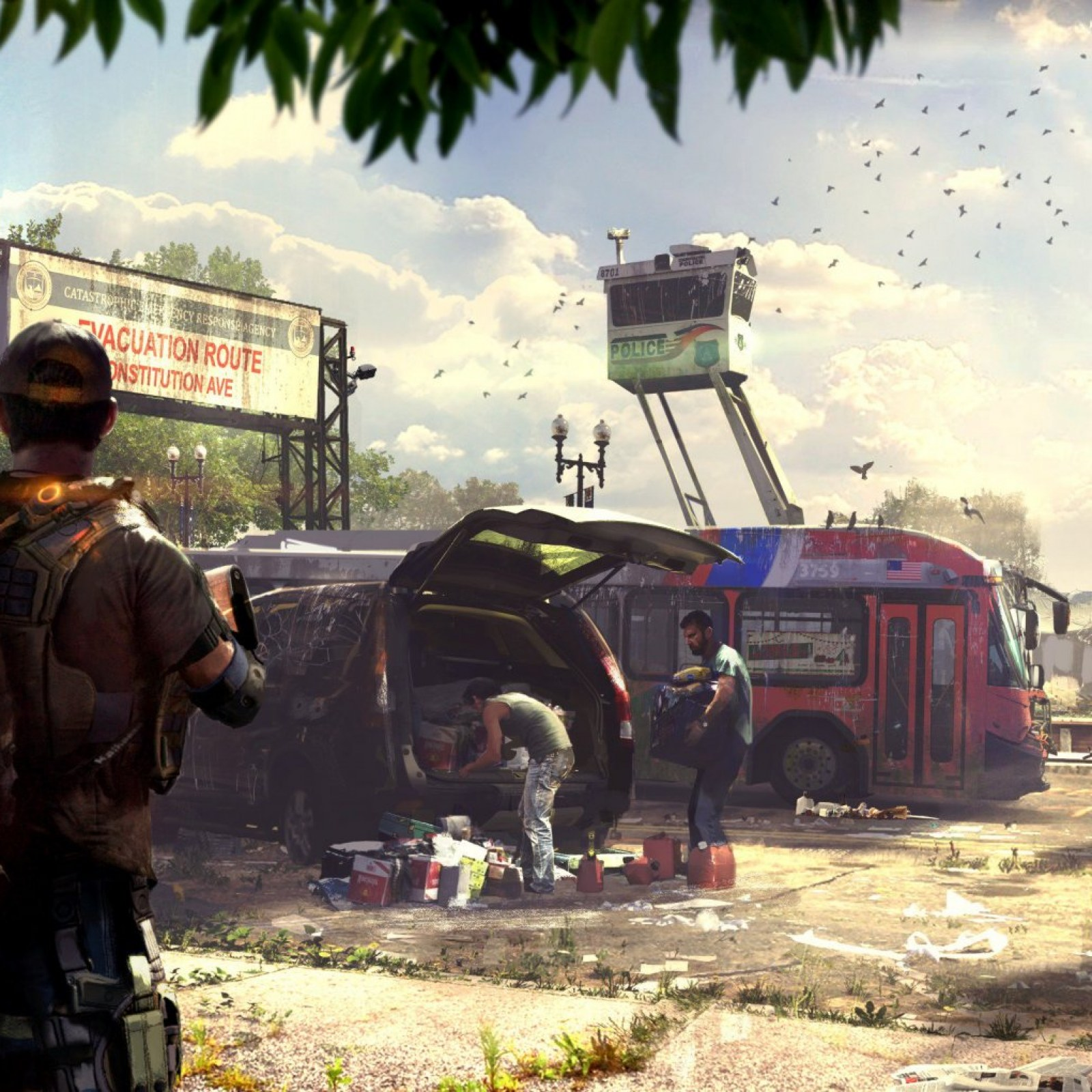 Division 2' Update 1 07 Adds Title Update 3 Gear Changes