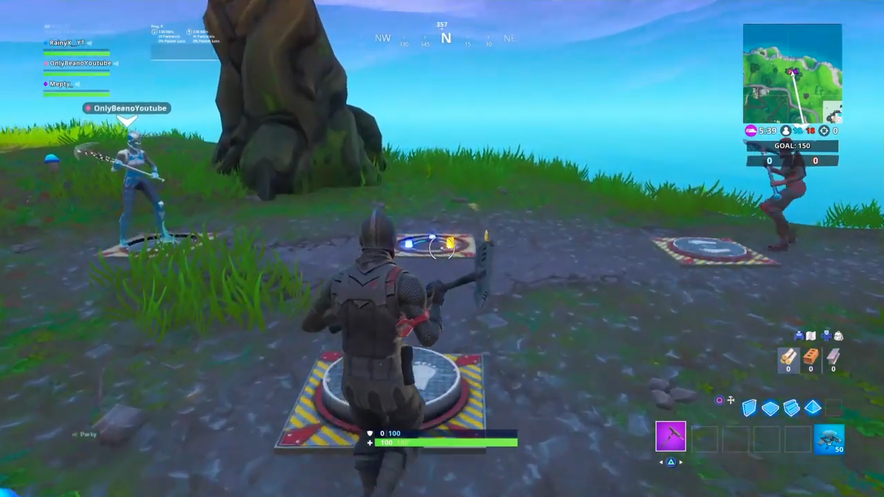 Fortnite fortbye 82 pressure plate puzzle