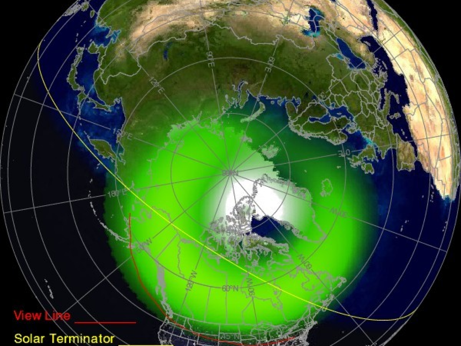 Geomagnetic Storm Headed for Earth Could Mean Auroras Will Be