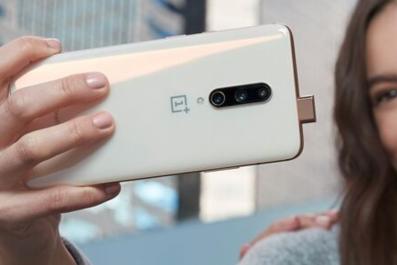 OnePlus 7 Pop Up camera
