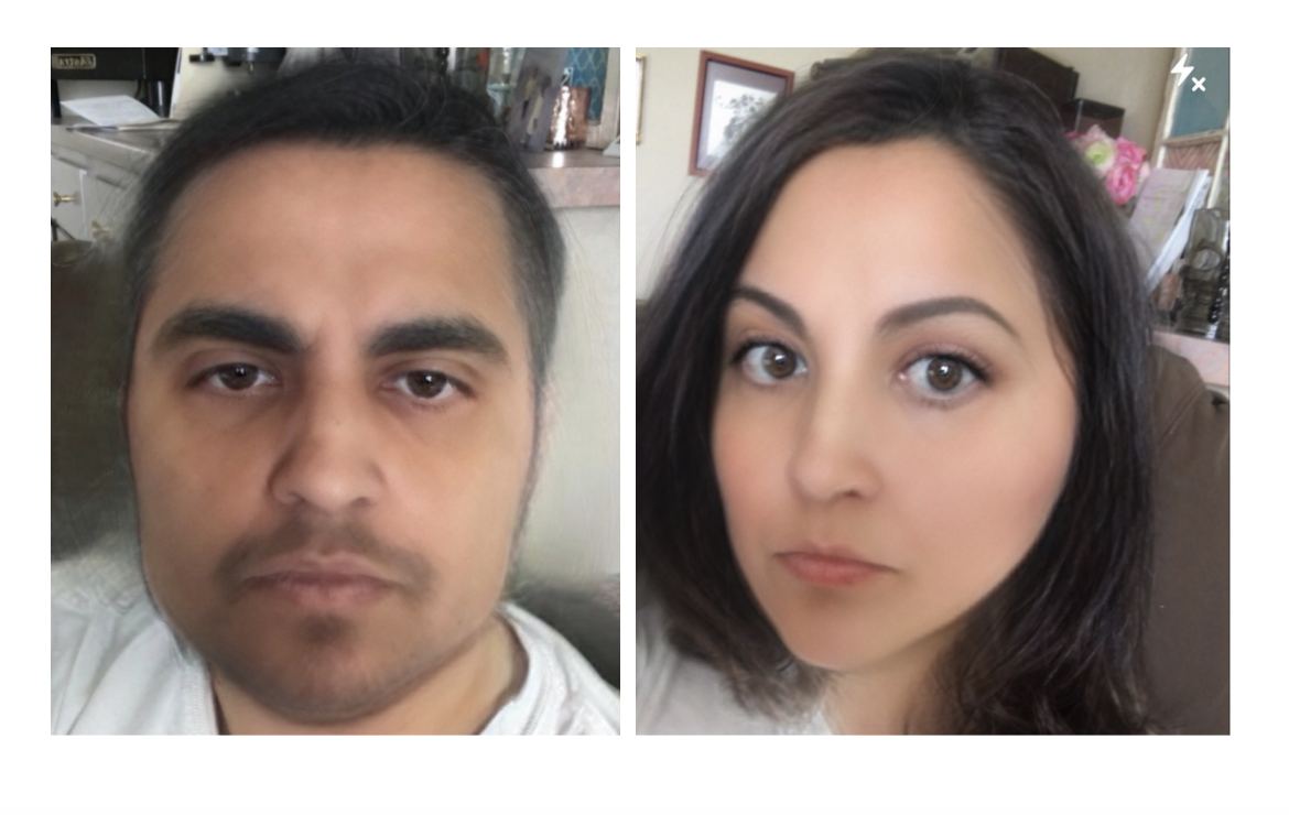 face change app man to woman
