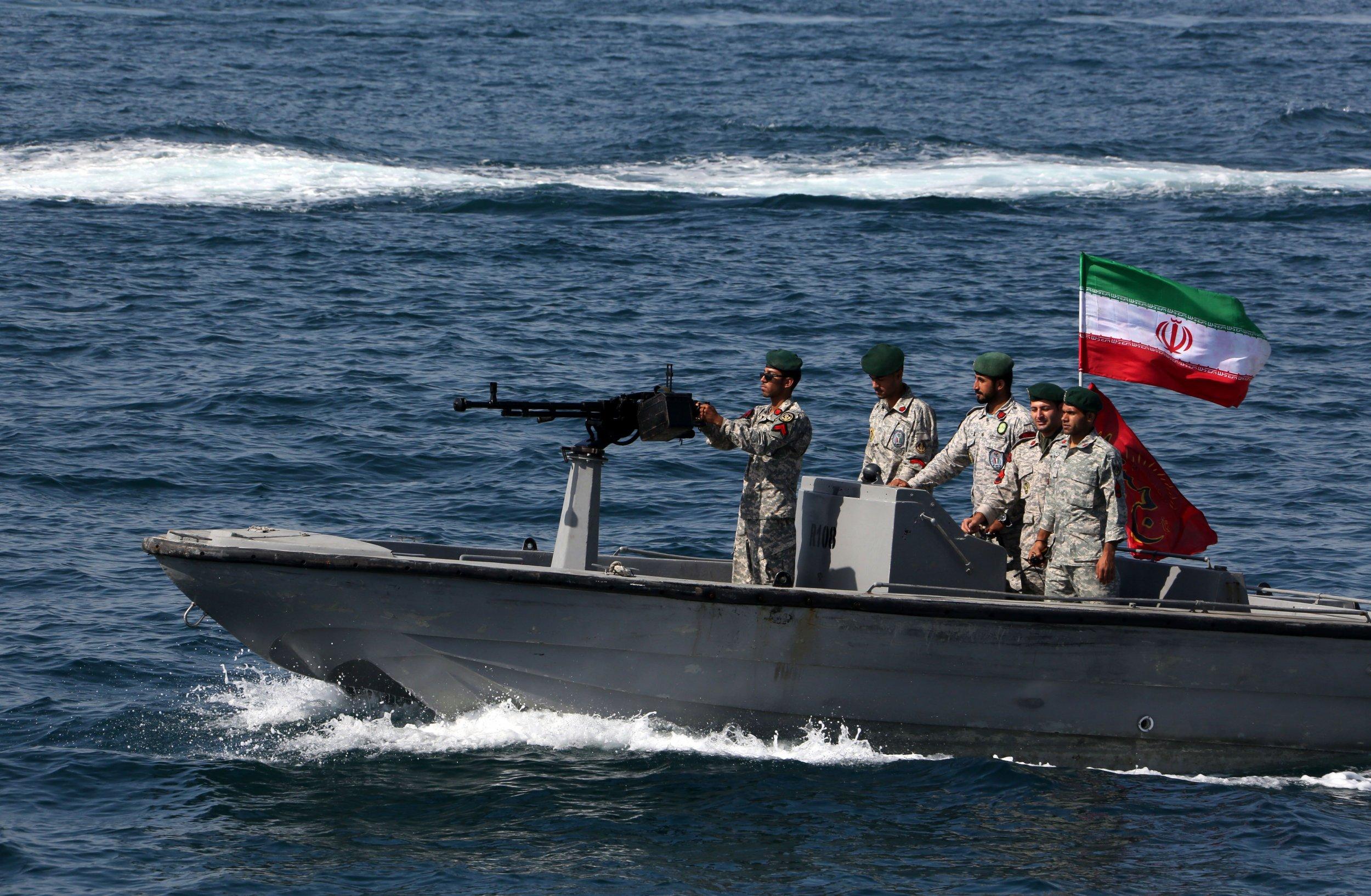 Iran war US strait of hormuz